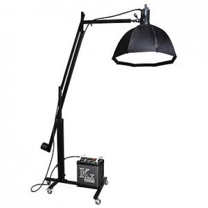 Chân Boom đèn tóc Qihe PHJ-200