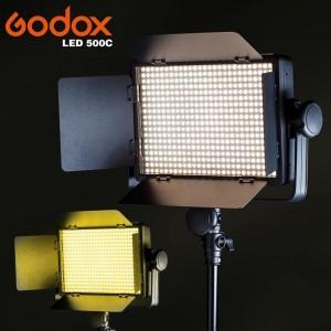 Đèn Led godox LED500C