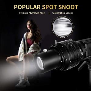 Bộ hiệu ứng Snoot Optical ngàm Bowens