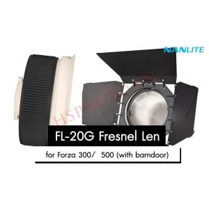 Ống kính Nanlite FL-20G Fresnel Lens dùng cho Forza 300 và Froza 500