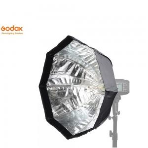 Softbox cho Đèn Flash Godox AD-H6 Softbox Bát Giác Gấp Gọn Vải Dù  kèm tổ ong Godox Cho đèn Pro