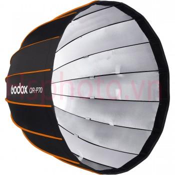 Softbox Deep Godox QR-P70 thao tác nhanh