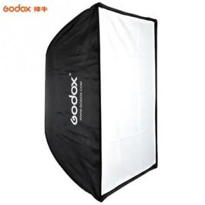 Softbox Godox 60x60cm ngàm bowen chính hãng