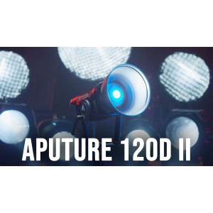Đèn Led Aputure Light Storm LS C120D II