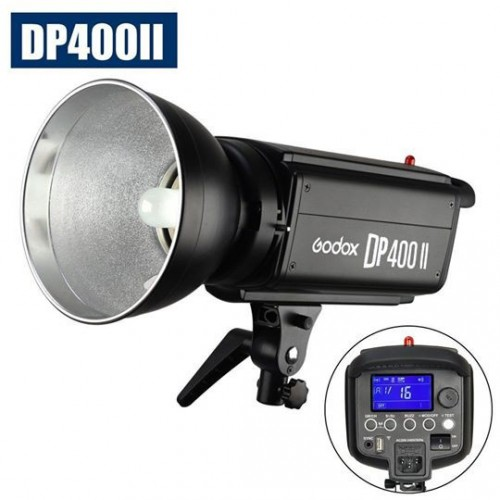 Đèn Flash studio Godox DP400II