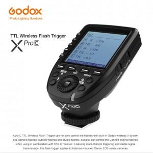 Bộ Trigger Godox Xpro tích hợp TTL