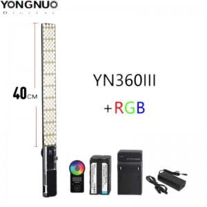 Đèn LED Yongnuo YN360 III RGB quay phim